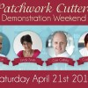 Demonstration Weekend - Saturday 21st April 2018