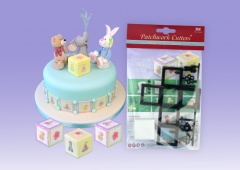 Nursery Building Block Set